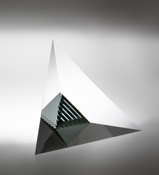 Oliver Lesso, Silver Pyramid