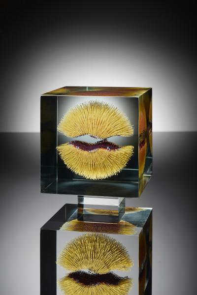 Wilfried Grootens, Golden Anemone, 2020