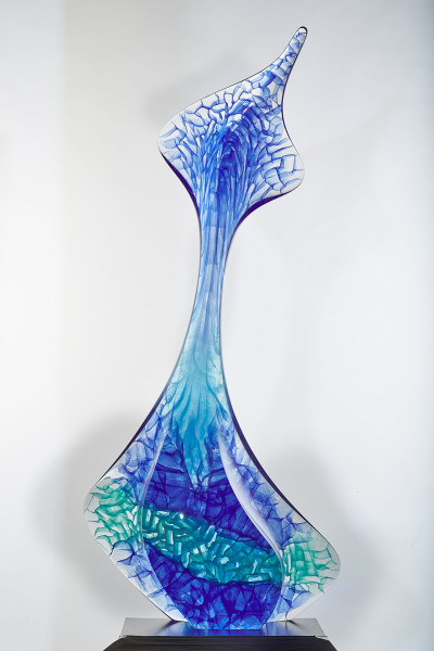 Michael Behrens, Seaforms 2018-293, 2018