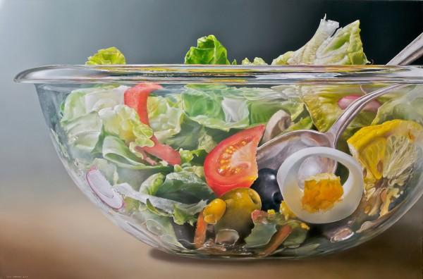 Tjalf Sparnaay, Large Salad Bowl '08