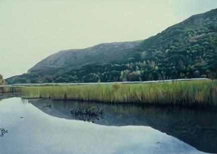 James Van Patten, Hudson Backwater