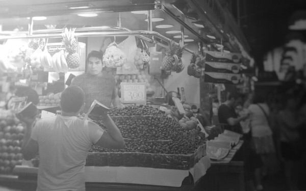 Paul Cadden, La Boqueria