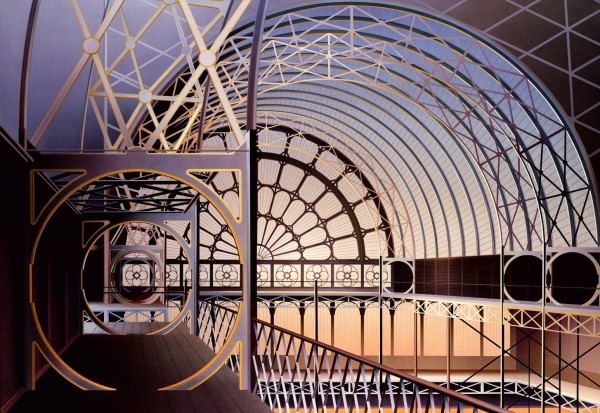 Ben Johnson, Crystal Palace, Reconstruction II, 1986