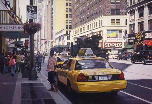 Harold Zabady, Manhattan