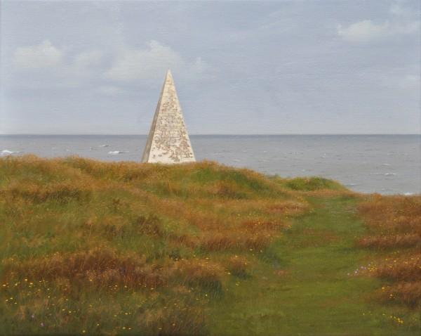Carl Laubin, Navigation Marker, Lindisfarne