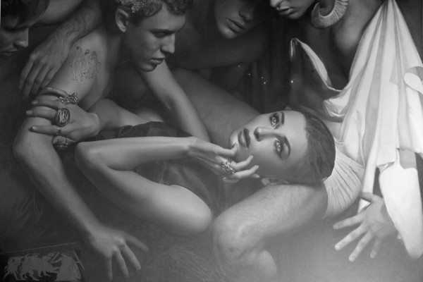 Paul Cadden, Bacchus and Ariadne