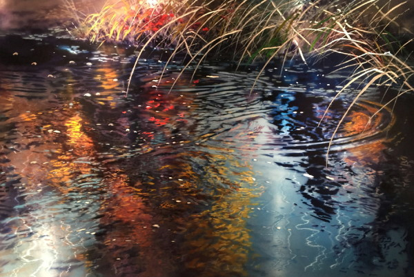 David Kessler, Blossom Overhang