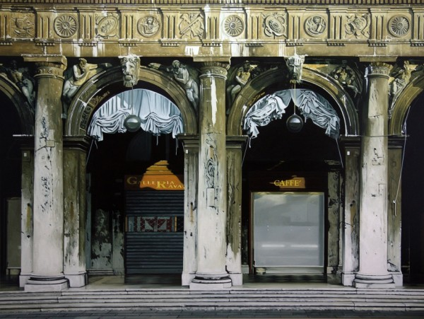 David Finnigan, Galleria