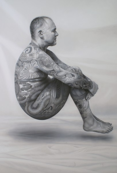 The Curious Case of the Levitating, Tattooed Man