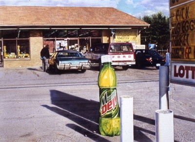 John Salt, Mountain Dew