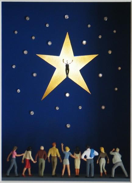 Volker Kuhn, A Star is Born