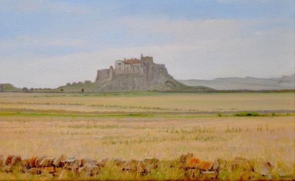 Carl Laubin, Lindisfarne Castle 1