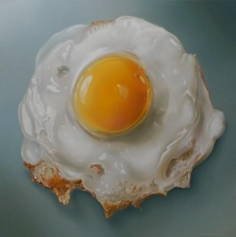 Tjalf Sparnaay, Fried Egg