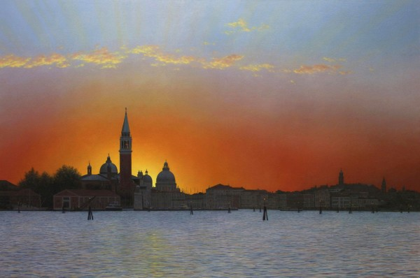 Steve Whitehead, San Giorgio Twilight