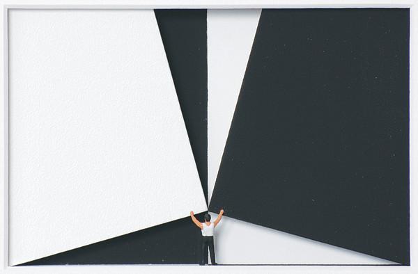 Volker Kuhn, Black and White