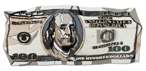 Diederick Kraaijeveld, Hundred Dollar Bill