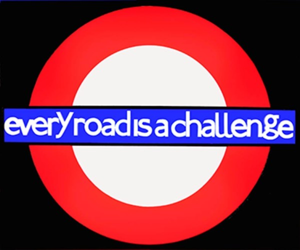 Every Road is a Challenge