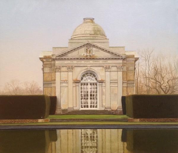Carl Laubin, Bathing Pavilion, Tyringham