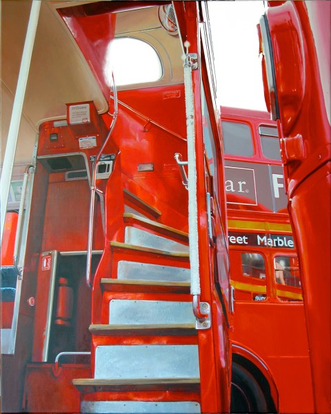 Cynthia Poole, Routemaster: two kinds of spaces