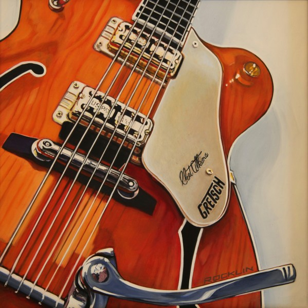Peter Rocklin, Gretsch