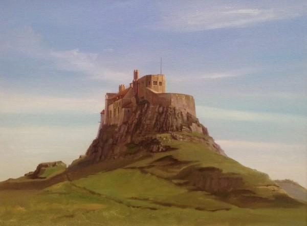 Carl Laubin, Lindisfarne Castle 2