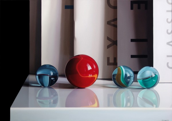 Four Marbles, 2007