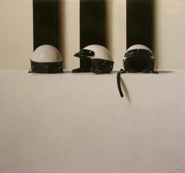 Fernando O'Connor, Three Helmets