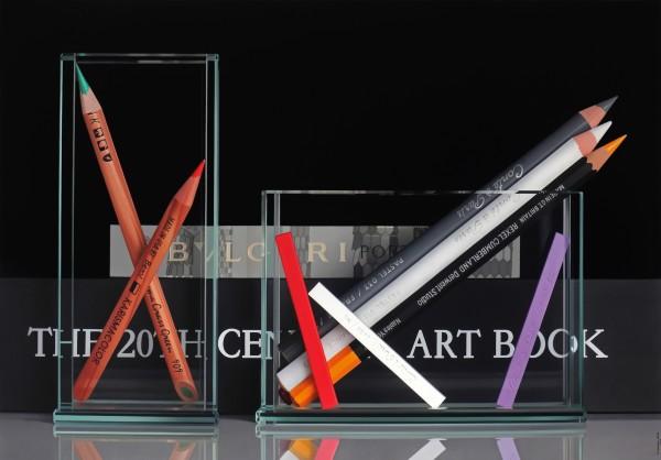 Pedro Campos, Bulgari and Pencils