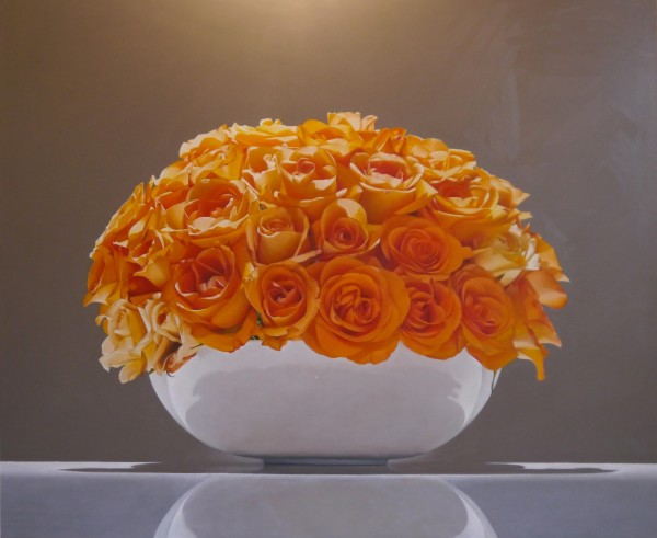 Sarah Sibley, Orange Roses