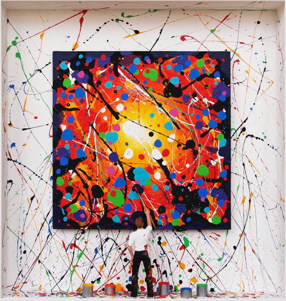 Volker Kuhn, Splash of Colour
