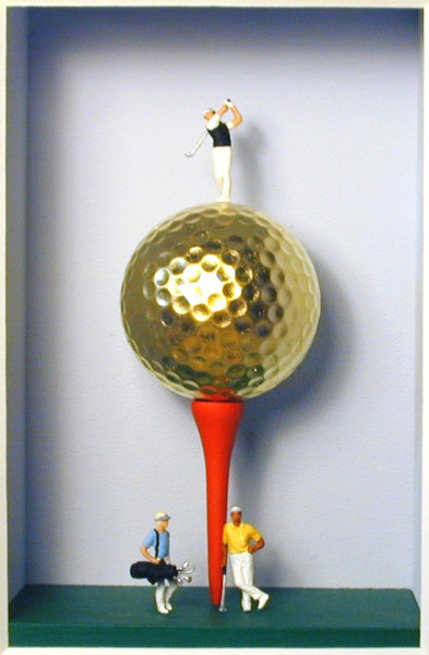 Volker Kuhn, Golf