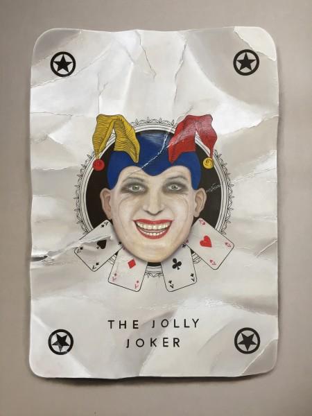 Nourine Hammad, The Jolly Joker, 2016