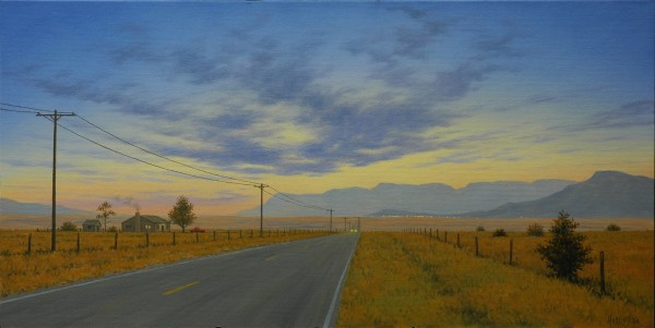 Simon Harling, Road to Stanley