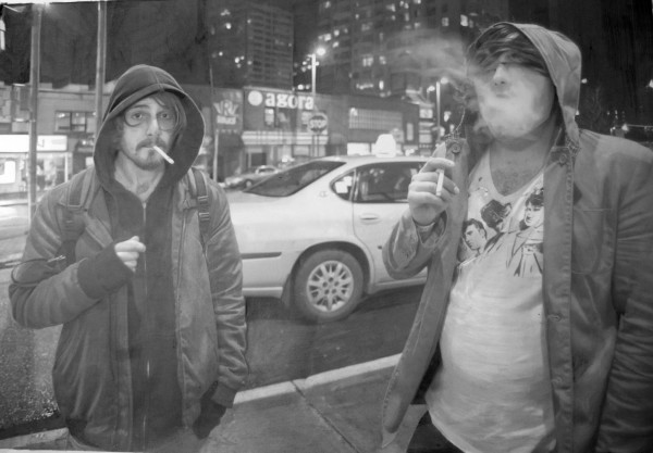 Paul Cadden, Drawing From Detroit