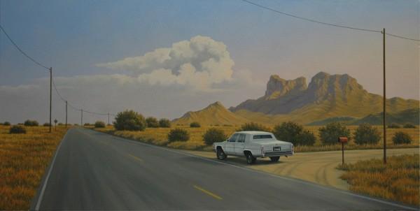 Simon Harling, Frontage Road, Az 2011