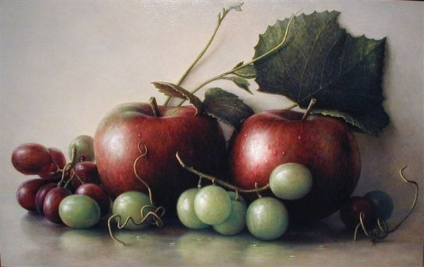 James Del Grosso, Two East End Apples