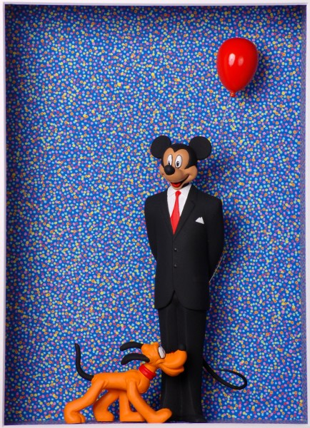 Volker Kuhn, Homage to Disney