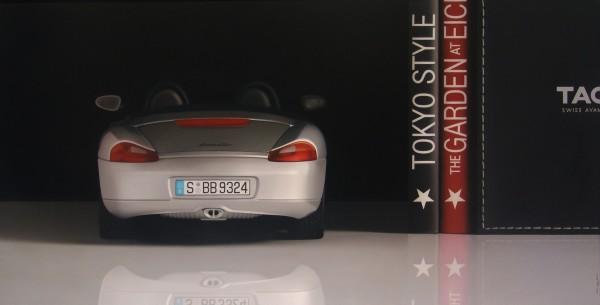 Pedro Campos, Porsche