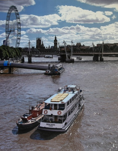Mercedes - London