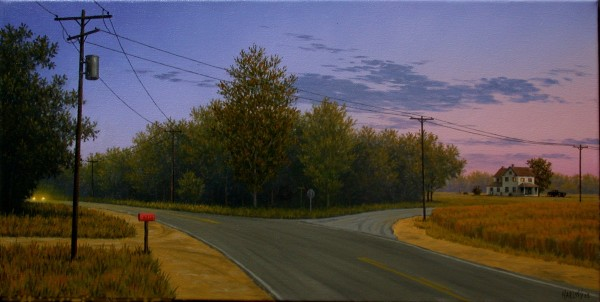 Simon Harling, Forked Road Two