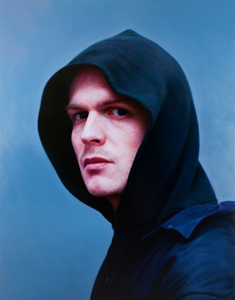 Craig Wylie L(saturated) oil on canvas 230 x 180 cm