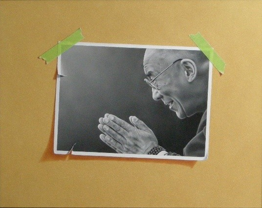 Otto Duecker, Dalai Lama