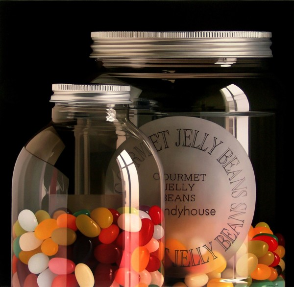 Pedro Campos Jellybean Delight 150 x 150 cm