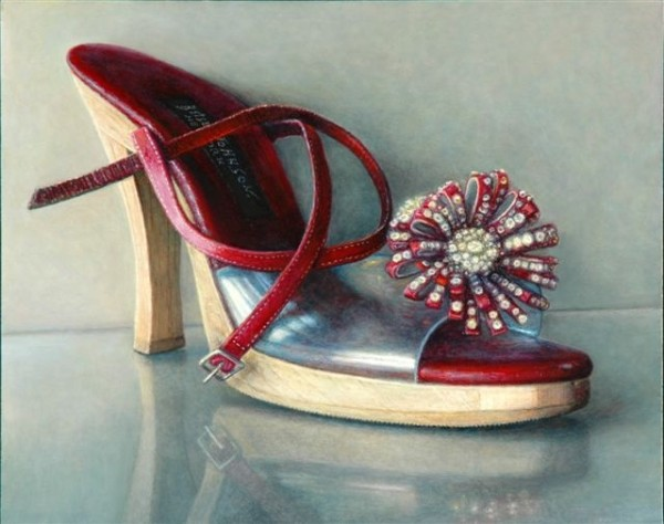 James Del Grosso, Lenore's Shoe