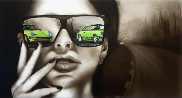 Paul Butvila, Porsche 'Envy'
