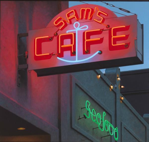 Gus Heinze, Sams Café (370)