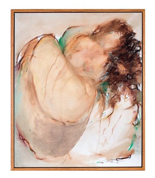 Rashid Al Khalifa, Paysage Humain, 1992