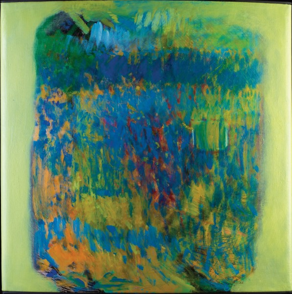 Rashid Al Khalifa, Preserving Harmony I, 2006