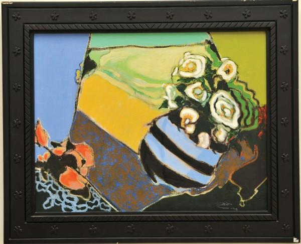Rashid Al Khalifa, Fragmented Abstraction IV, 1996