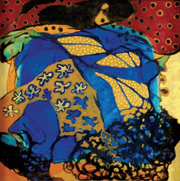 Rashid Al Khalifa, Metamorphosis II, 1996